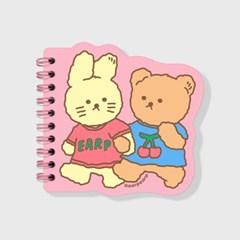 nini friends(스프링노트)(S)_(1635826)