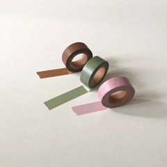 Masking tape 3colors