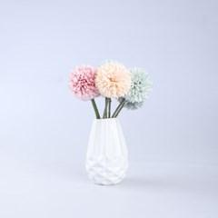 단델리온 조화 꽃다발 장식 (7color)_(1610220)