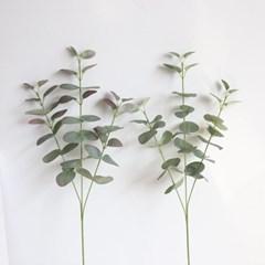 나뭇잎 유칼립투스 조화 (2color)_(1610219)