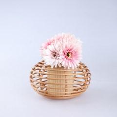 들국화 조화 꽃다발 장식 인테리어 (3color)_(1610212)