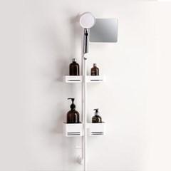 DIY욕실 샤워기세트, 샤워캐디 6단 풀세트
