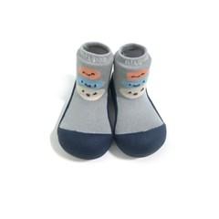 아띠빠스 빈 그레이 아기 걸음마 신발 (선물포장)_(1048942)