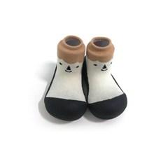 아띠빠스 아이콘 브라운 아기 걸음마 신발 (선물포장)_(1048936)