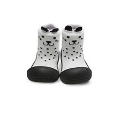 아띠빠스 큐티 화이트 아기 걸음마 신발 (선물포장)_(1048928)
