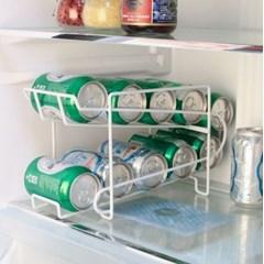 캔맥주 음료수캔 굴링렉 캔트레이 캐리어정리 냉장고정리함