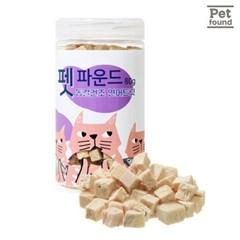 [펫파운드] 동결건조 연어트릿80g/강아지고양이간식