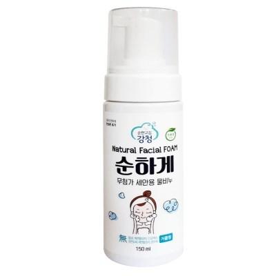 강청 친환경 클렌징폼150ml