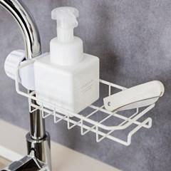 하우스 욕실 슬라이드바 선반 / 샤워봉 선반