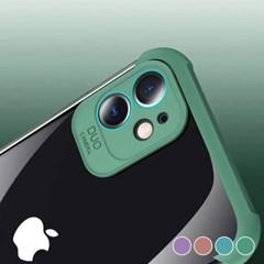 아이폰11 포인트 심플 클리어 커버 하드 케이스 P527_(3066425)