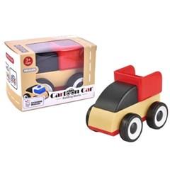 맥킨더 유아용 카툰카 소형 자동차 장난감 (레드)_(299752)