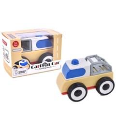 맥킨더 유아용 카툰카 소형 자동차 장난감 (블루)_(299751)