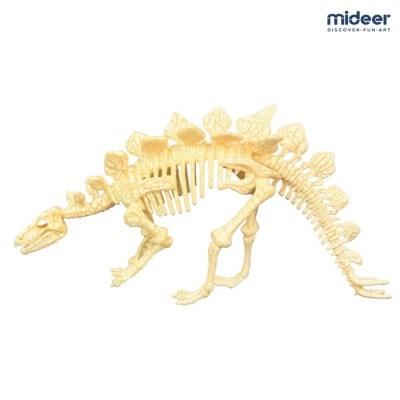 미디어 공룡뼈 퍼즐 화석조립완구 스테고사우루스_(1153429)