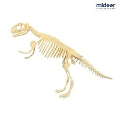 미디어 공룡뼈 퍼즐 화석조립완구 티라노사우루스_(1153428)