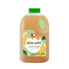 스위트컵 레몬허니 농축액 1.9kg 6개(1박스)_(1049653)