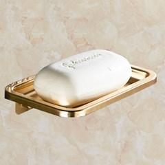 홈바스 모던 비누대(골드)/욕실 비누각 비누받침대