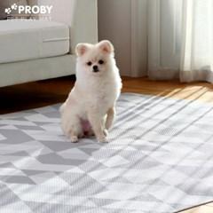 펫플레이 TPU 강아지 애견매트 2개 방수 (3종/택1)