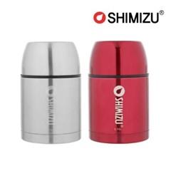 시미쯔 K9265SC 스테인레스 스틸 보온 죽통 700ml_(1340101)
