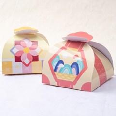 마카롱 쿠키 떡 포장 선물상자