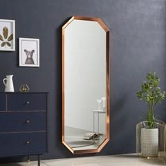 [데코마인] 플레르 팔각 와이드 벽걸이 전신거울