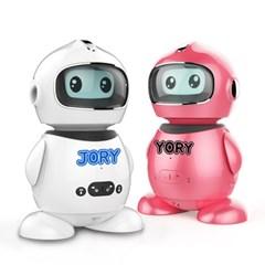 [아들과딸] AI 인공지능 요리조리로봇 (색상선택) : 핑크 화이트