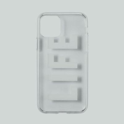 로고 젤 하드 아이폰 케이스