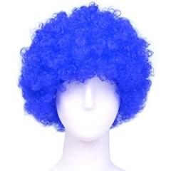 삐에로가발-블루