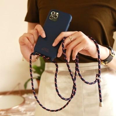 크로스바디 로프 핸드폰 목걸이케이스(crossbady rope)