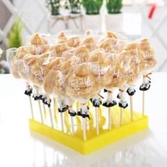 응가달고나(대30개) 할로윈 사탕 선물 스틱 캔디 간식