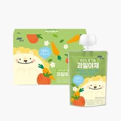[호재준] 유기농 과일야채 100ml