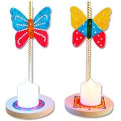 전통 나비촛대(5인용)