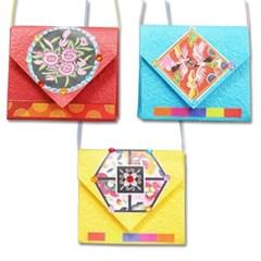 전통 한복 지갑목걸이(5인용)