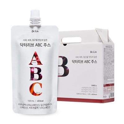 ABC주스 1박스(10팩)