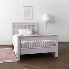 [코코엣지] A형 침대 : 블랑핑크 Q