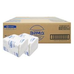 5315161 크리넥스 냅킨 스탠다드(1겹) 180매x40팩 한박스 네프킨