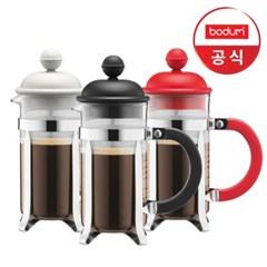[보덤] 카페띠에라 프렌치프레스 커피메이커 350ml