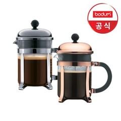 [보덤] 샴보드 프렌치프레스 커피메이커(카퍼/샤이니) 5