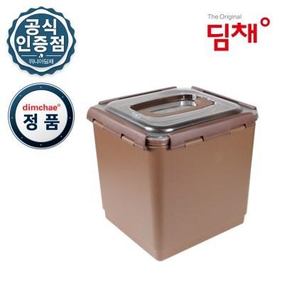 [정품] 8.1L 딤채 김치통 김치용기 김치냉장고 전용용기 WD005457