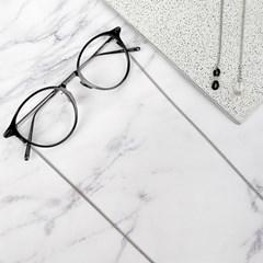 커스텀 심플 써지컬 스틸 체인 안경줄