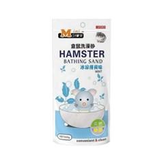 Minishow 햄스터 살균 목욕모래 500g 박하향 (MS030)_(1147259)