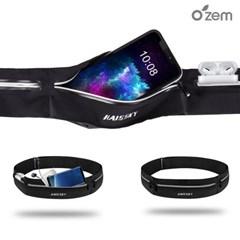 오젬 아이폰11 Pro Max 스마트폰 스포츠 포켓 허리밴드