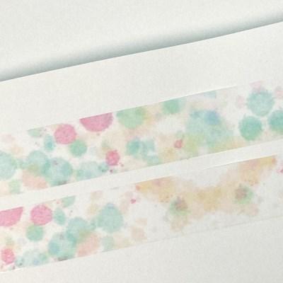 paint drop 03 masking tape