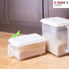한샘 무빙 핸디 계량 쌀통 5kg