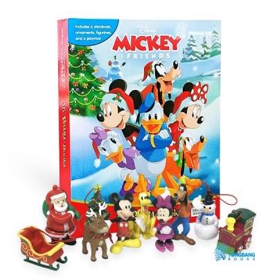 My Busy Books : Disney Mickey's Christmas 피규어북