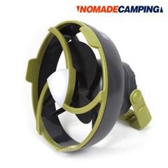 노마드 멀티팬 LED 랜턴 N-7446/선풍기랜턴/휴대용랜턴