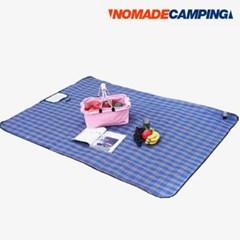 노마드 피크닉매트/N-5256/N-5257/캠핑용품/패턴/돗자리/휴대용