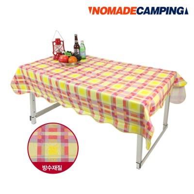 노마드 위생방수 식탁보 N-7290 캠핑 테이블보