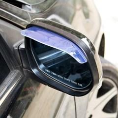 2p 사이드미러 레인 커버/자동차용품판매용 카센타