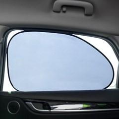 접착식 차량용 햇빛가리개/자동차차광막 자외선차단