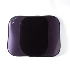 접착 차량햇빛가리개 2p / UV차단 자동차차광막